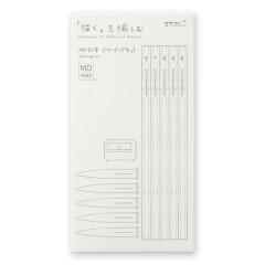 MD Graphit Zeichnen-Set