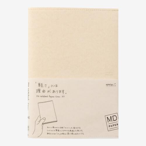 MD Paper Notebook Papiereinband A5