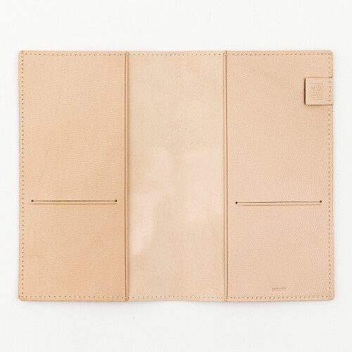MD Notebook Leather Cover B6
