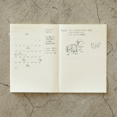 MD Diary Sticker Free Beispiel
