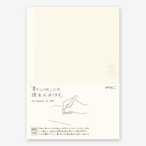 MD Paper Notizbuch A5 blanco