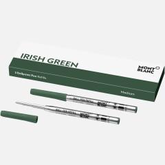 Montblanc Kugelschreiberminen irish green