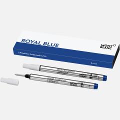 Montblanc LeGrand Fineliner Minen blau