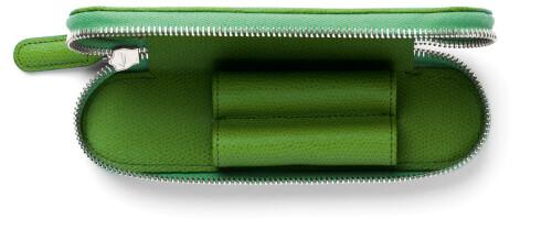 GvFC Guilloche 2er Etui viper green