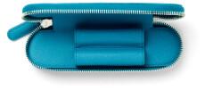 GvFC Guilloche 2er Etui gulf blue