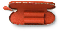 GvFC Guilloche 2er Etui orange