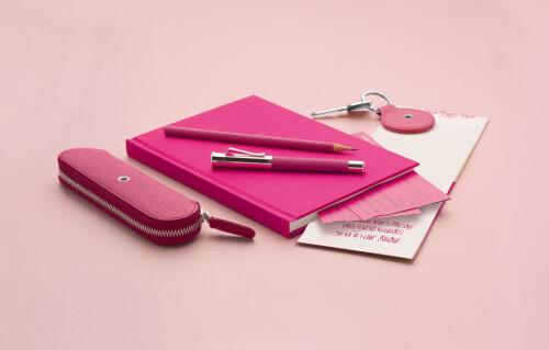 GvFC Guilloche pink