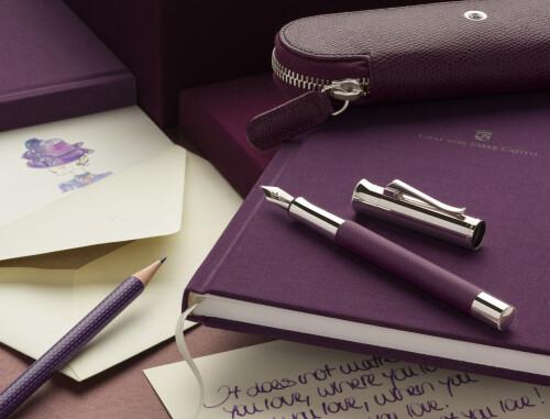 GvFC Guilloche violet