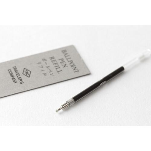 TRC Brass Taschenkugelschreiber Refill