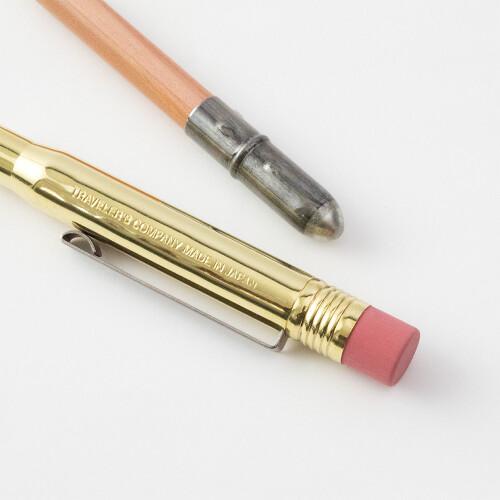 TRC Brass Taschenbleistift
