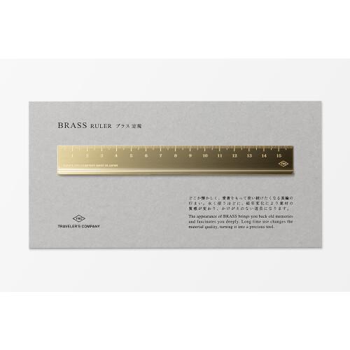 TRC Brass Massstab