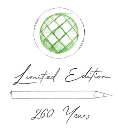 Graf von Faber Castell Perfekter Bleistift Jubiläumsedition