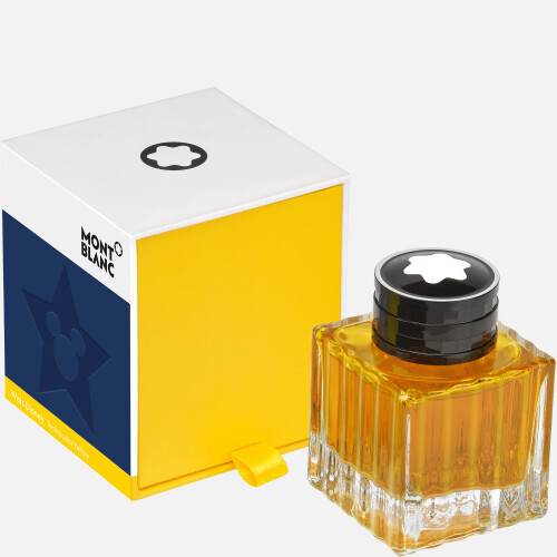 Montblanc Great Characters Walt Disney yellow