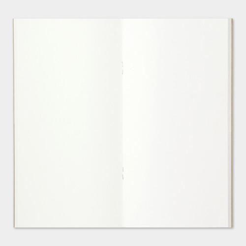 Traveler's Notebook Lederhülle schwarz
