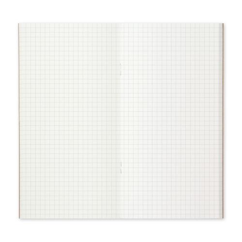Travelers Notebook Refill kariert 002