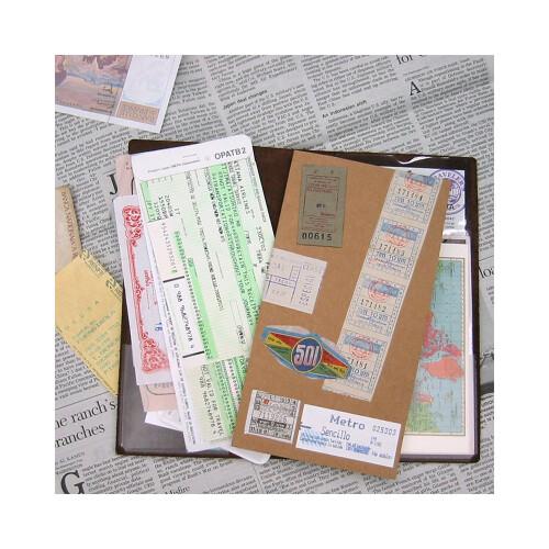 Travelers Notebook Klebetaschen 004