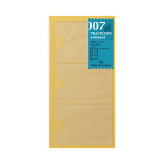 Travelers Notebook Businesscards Taschen 007