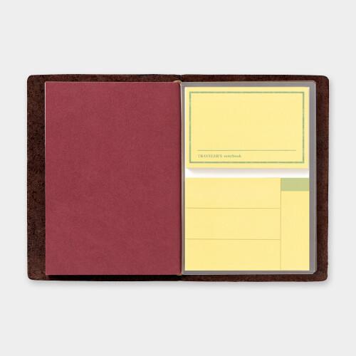 Travelers Notebook Passport Size Haftnotizen 012