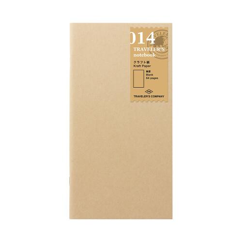 Travelers Notebook Refill Packpapier 014