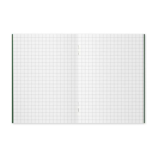 Travelers Notebook Passport Size kariert 002