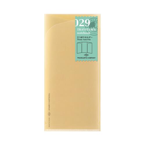 Travelers Notebook Tasche 3-tlg 029