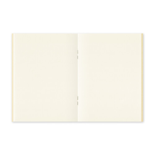 Travelers Notebook Passport Size MD Paper cream 013