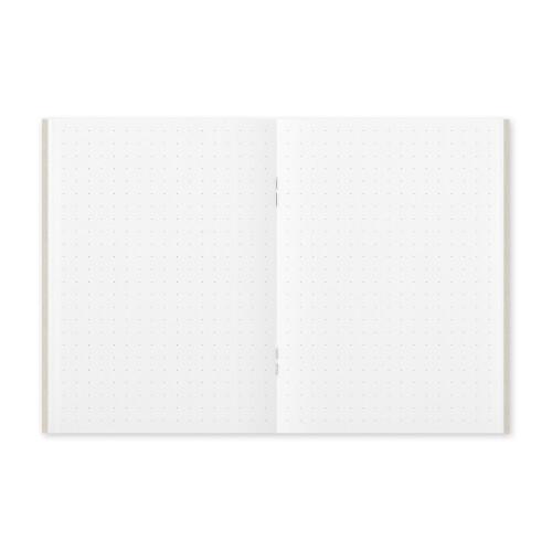 Travelers Notebook Passport punktkariert 014