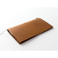 Traveler's Notebook Lederhülle camel