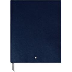 Montblanc Notebook 149 indigo blank