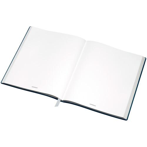 Montblanc Notebook 149 indigo blanko