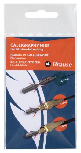 Brause Kalligraphiefedern-Set