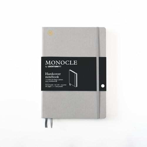 Leuchtturm1917 Notizbuch Monocle Hardcover
