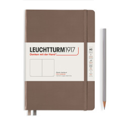 Leuchtturm1917 Notizbuch A5 medium Hardcover
