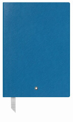 Montblanc Notebook No.146 electric blue