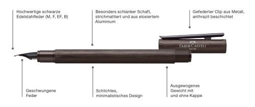 Faber-Castell Neo Slim Aluminium
