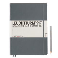 Leuchtturm Notizbuch A4+ Slim Hardcover