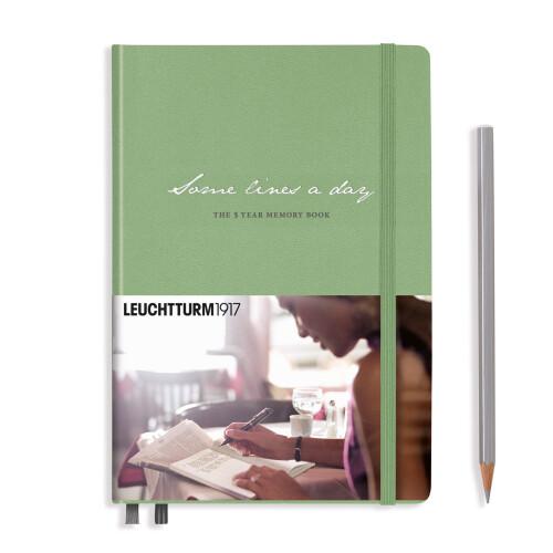 Leuchtturm 5-Jahresbuch