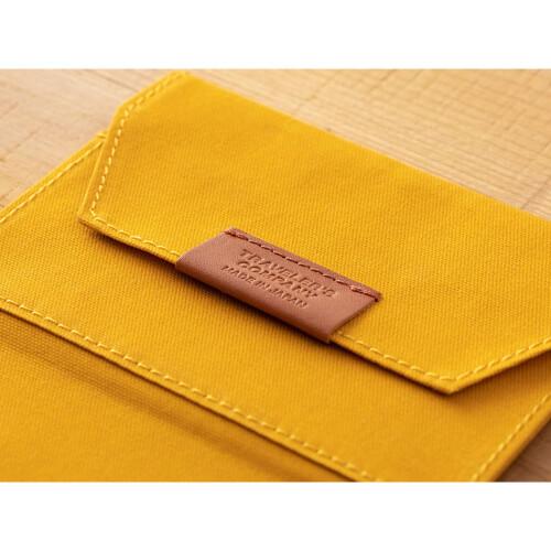 Traveler's Notebook Baumwollmappe mit RV