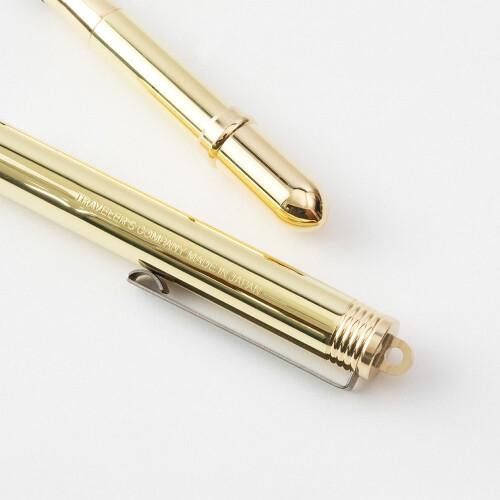 TRC Brass Füllhalter