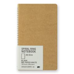 TRC Spiral Notebook A5